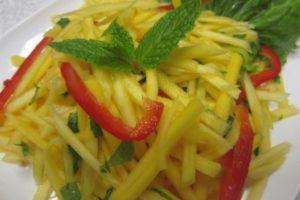 107. Mango Salad